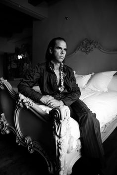 """nick cave..this is one of my fave pics of him..""""...I feel that if I am not creating my sense of self plummets so low, my feelings about myself and my self-esteem take such a rapid nose-dive, that I have to get back in the game and start doing something again just to feel like I am engaged in the world."""""""