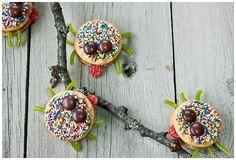 Spider cookies - Cakewhiz
