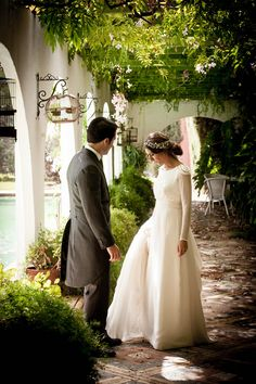 La boda de Patricia y Gabri en Sevilla | Querida Valentina