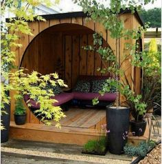 Amazing Shed Plans - cabanon de jardin, joli abri de jardin, style contemporain Now You Can Build ANY Shed In A Weekend Even If You've Zero Woodworking Experience! Start building amazing sheds the easier way with a collection of shed plans!