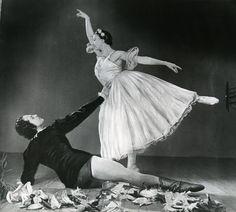 France Bolshoi Giselle Dance Galina Oulanova OLD Photo Bernand 1958   eBay