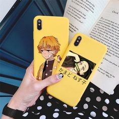 Demon Slayer Kimetsu No Yaiba Zenitsu Huawei Case Android Phone Cases, Diy Phone Case, Android Watch, Android Smartphone, Cute Cases, Cute Phone Cases, Android Library, Otaku, Aesthetic Phone Case