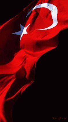 Google+ Flag Gif, Turkey Flag, Flags Of The World, Istanbul Turkey, Google, Book Art, Neon Signs, Symbols, Mobiles