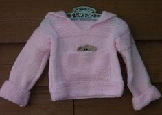 "Leanne Dyck's blog: free #knitting pattern: ""Muffin"" children's sweater"