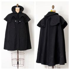 JUST IN! victorian London After Dark cape by swaneegrace
