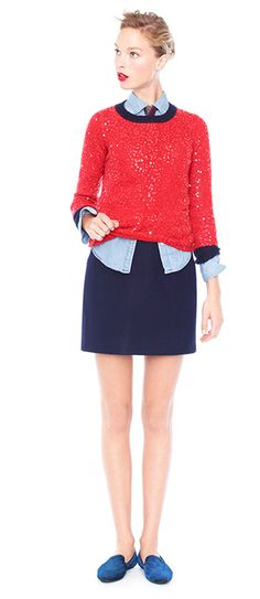need this sweater for holiday parties!