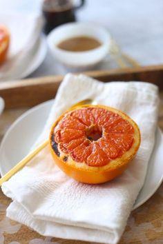 bruleed grapefruit f