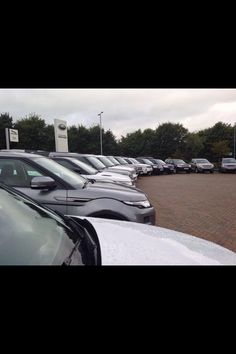 Approved Used Land Rovers at Hillendale