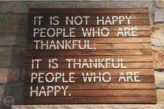 Oh so thankful...
