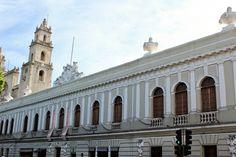 El Museo Fernando Garcia Ponce-Macay Pasaje de la Revolución entre 58 y 60. Mérida, Yucatán, México. CP 97000.