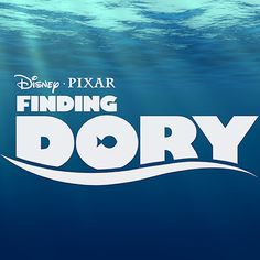 It's official. A movie all about Dory! Pinning this onto my favorite movies board already, because I know it will become one!!!!! :)
