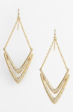 Alexis Bittar 'Miss Havisham' Drop Earrings (Nordstrom Exclusive) available at #Nordstrom