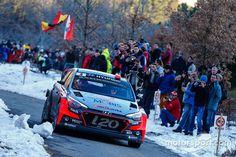 Hyundai i20 WRC @ Monte Carlo 2016