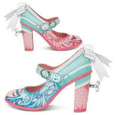 11 pairs of quirky wedding shoes from Hot Chocolate shoes | Offbeat Bride