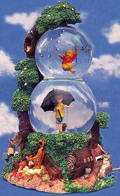 I so in love with this snowglobe. I would love somebody forever if they got me this