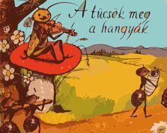 Hangos diafilmek Retro Kids, Retro 1, Stories For Kids, Future Baby, Kids And Parenting, Childhood Memories, Winnie The Pooh, Crafts For Kids, Poems
