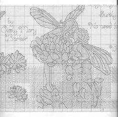 The Flower Fairies Sampler 14/22