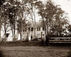 Culpeper, Virginia General George G. Meade's headquarters, Wallack's house