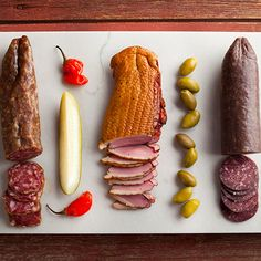 French-Style Charcuterie Collection