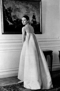 Audrey Hepburn's Galaxy ad co-star Nick Hopper (Vogue.com UK)