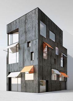 Strasbourg, 2015 - Dominique Coulon & associés - architectes