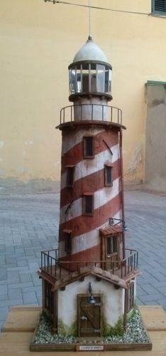 Faro di white shoal