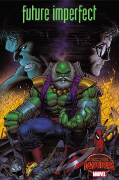 #Hulk #Fan #Art. (Future Imperfect #1 Variant Cover) By: Dale Keown. (THE * 5 * STÅR * ÅWARD * OF: * AW YEAH, IT'S MAJOR ÅWESOMENESS!!!™)[THANK Ü 4 PINNING!!!<·><]<©>ÅÅÅ+(OB4E)