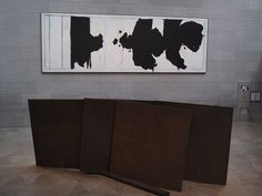 Motherwell and Serra   Flickr - Photo Sharing!