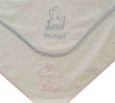 Receiving Baby Blanket