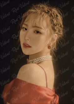 South Korean Girls, Korean Girl Groups, Wendy Red Velvet, Korean Babies, Seulgi, Coral Pink, Make Me Smile, Dancer, Actresses