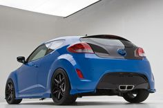 Hyundai Veloster's...I kind of really like this car!