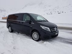 All wheel drive MPV/people carrier for up to 5 people on the way to Milano Malpensa MXP airport via Simplon Pass. A really great and safe car to drive in winter!