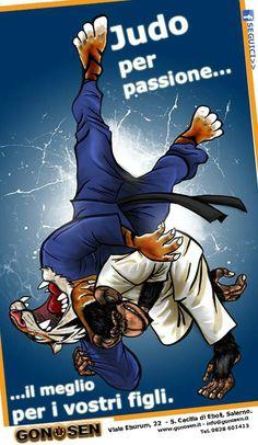 Gonosen Judo motivation