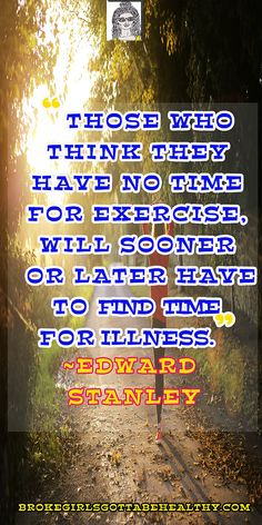 Too busy to exercise? We will explore the meaning behind being 'busy' and how to focus some of our valuable time towards exercise Quote Of The Week, Exercise Motivation, Health Goals, Make Time, To Focus, Meant To Be, Reading, Easy, Tips