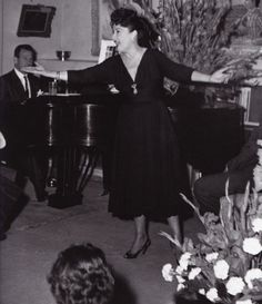 Ethel Merman.