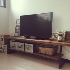 IKEA/無印良品/多肉植物/男前/DIY/テレビボードDIY…などのインテリア実例 - 2015-06-22 16:24:03 | RoomClip(ルームクリップ)