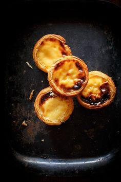 Pasteis de nata - Because blog
