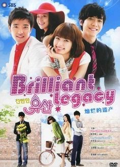 Shining Inheritance / Brilliant Legacy - This drama is so good that i cried buckets seeing how pitiful the lead actress life is. Despite being an old drama it's never too late to watch this! Lee Seung Gi is just Lovable! Korean Drama Online, Korean Drama List, Watch Korean Drama, Watch Drama, Korean Drama Movies, Korean Dramas, Kdrama, Brilliant Legacy, Taiwan Drama