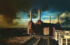 Storm Thorgerson and Aubrey Powell