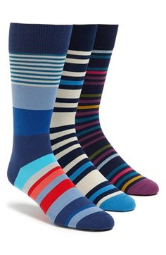 Paul Smith Socks Gift Set (3-Pack) available at #Nordstrom