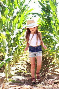 Farmers daughter #chasinivy #kidsclothing