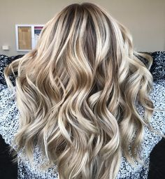 Going completely platinum can be intimidating, but this style with chocolate undertones add contrast to make it less full on. #haircolor #hairtrends #brunette #blonde #undertones #fallhair