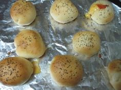 Pizza balls. Directions at accordingtoleanne.com IMG_2262