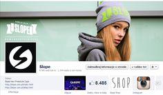 www.slope.com.pl  https://www.facebook.com/slopecaps