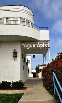 Vogue Apartments, Santa Monica
