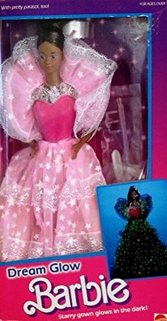 Dream Glow Barbie AA  2422  1985 >>> Details can be found by clicking on the image.