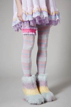 Meadham Kirchhoff for Topshop A/W13 - if I could pull this off, I would never take it off
