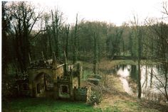Mykindafairytalee: Renishaw Hall Estate (by Whistle.and.run)