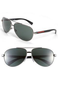 6f5eeb61c27d prada aviators Prada Sunglasses