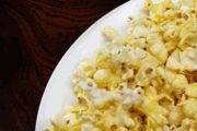 Popcorn, popcorn & more popcorn...this website is devoted to popcorn & has tons of recipes!